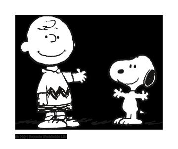 Willkommen Snoopy