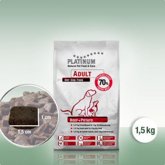 Adult Beef+Potato 1,5 kg